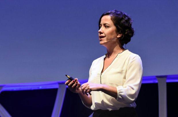 Marcela Scavone, gerente da cadeia de suprimentos e sustentabilidade na empresa de produtos naturais e orgânicos Mãe Terra (Foto: Divulgação/Alefotografo)
