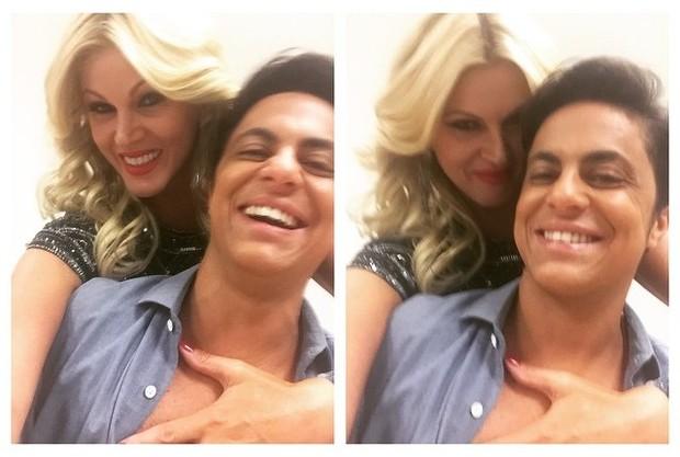 Val Marchiori e Thammy (Foto: Reprodução/Instagram)