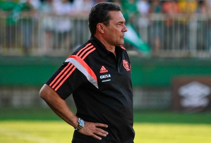 Luxemburgo Chapecoense x Flamengo (Foto: Jardel da Costa/FuturaPress)