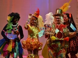 Concurso de fantasias acontece no dia 10 de fevereiro, às 19h, na escadaria lateral do Teatro Amazonas, Centro de Manaus (Foto: Divulgação/SEC)