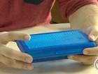 Alunos do ITA desenvolvem tablet adaptado para deficientes visuais