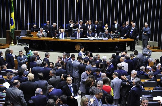 Plenário Câmara dos Deputados (Foto: Luis Macedo / Câmara dos Deputados)