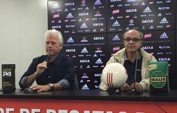 Flamengo pede mudanças para jogar nos mesmos horários do Palmeiras