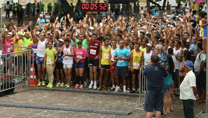 Meia Maratona do Tocantins será em Palmas (Foto: Whashington Luiz/ Divulgação)