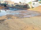 Buracos e falta de calçada são alvos de reclamação em Ribeirão Preto, SP