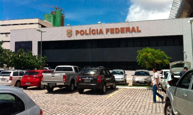 Detalhes da operação Absconso foram revelados durante coletiva na sede da PF, em Natal (Foto: Igor Jácome/G1)