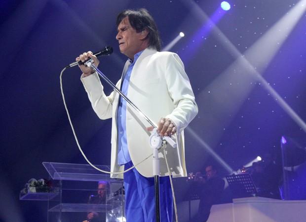 Roberto Carlos (Foto: Wallace Barbosa/AgNews)