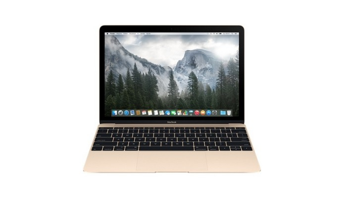 MacBook de 12 polegadas (Foto: Divulgação)