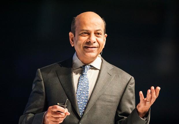 Vijay Govindarajan, guru da inovação (Foto: Reprodução/YouTube)