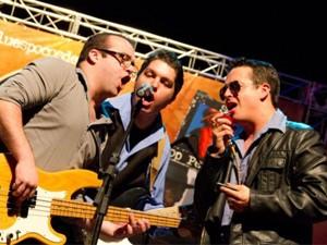Jam Session encerra 5º Poços de Caldas Blues e Jazz Festival (Foto: GSC Eventos)