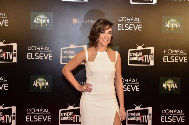 Adriana Birolli (Foto: Roberto Teixeira / EGO)