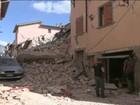 Menina de 10 anos é resgatada de escombros 18h após tremor na Itália