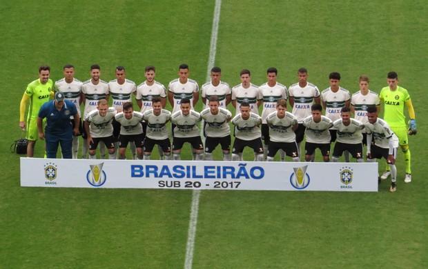 Coritiba Cruzeiro sub-20 Couto Pereira