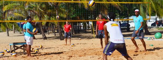 harley vôlei de praia (Foto: Lucas Barros / Globoesporte.com/pb)