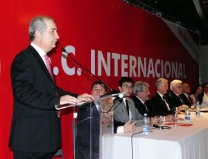 Giovanni Luigi, presidente do Inter (Foto: Inter / DVG)