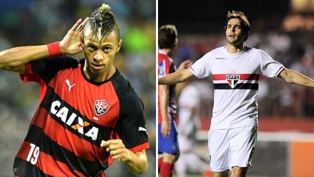 Bola vai rolar para Vitória e São Paulo, e você não perde nenhum lance (Foto: Reprodução)