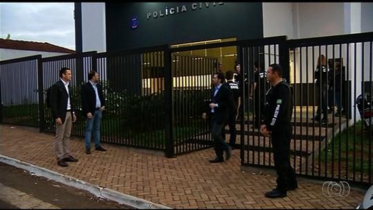Empresa simulava competição para vencer licitações em GO, diz polícia