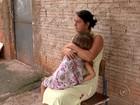 'Está com muito medo', diz avó de menina sequestrada por casal em Ibirá