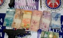 Jovem tenta subornar PM com R$ 50 mil (Divulgação/Polícia Militar)