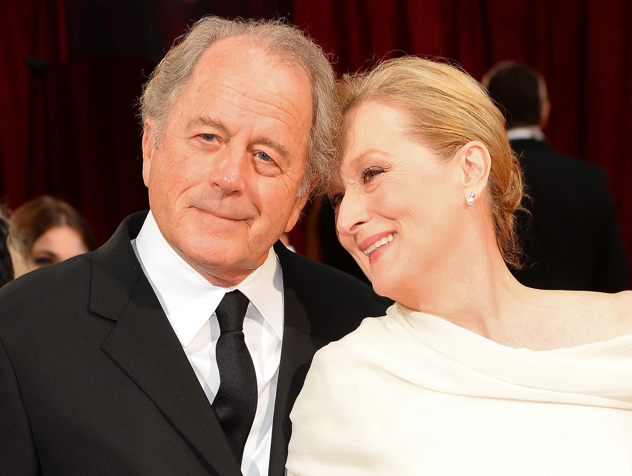 Meryl Streep e Don Gummer (Foto: Divulgação)