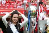 FOTOS: musas embelezam decisão do Gauchão no Beira-Rio