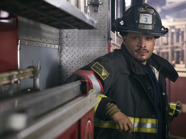 Chicago Fire - 6 Temporada (Foto: Canal Universal)