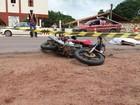 Motociclista morre ao chocar-se contra caminhão de 30m no Amapá