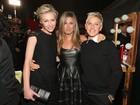 Ellen DeGeneres comemora segundo ano como apresentadora do Oscar