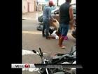 Vítima de acidente de trânsito espera 2h por ambulância; amigo fez vídeo