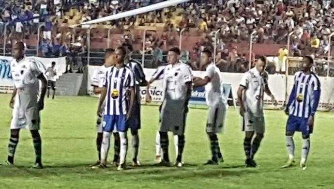 Atlético-PB, Botafogo-PB, Perpetão (Foto: Uedson Luiz/Rádio CBN João Pessoa)