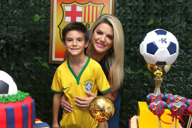 Záion e Mari Alexandre (Foto: Thiago Duran / AgNews)