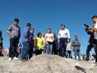 Comissão da Alerj faz vistoria na Lagoa de Araruama, no RJ