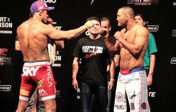 UFC terá revanche entre Vitor Belfort e Dan Henderson em 7/11 no Ibirapuera