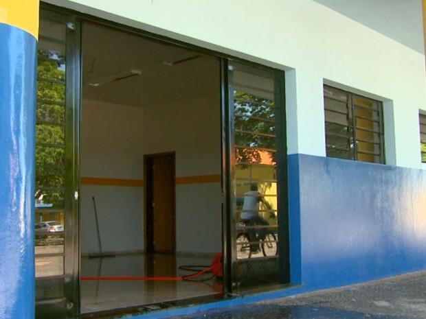 Atraso na reforma de escola municipal deixa 225 alunos sem aulas em Aguaí (Foto: Rodrigo Sargaço / EPTB)