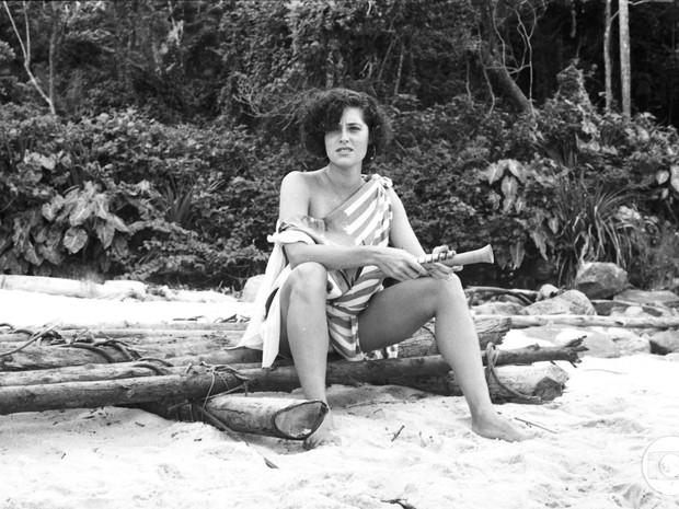 Jô Penteado (Christiane Torloni) em A Gata Comeu