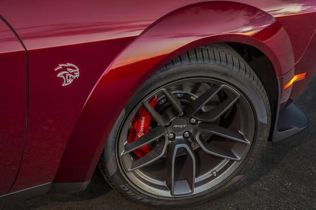 Dodge Challenger SRT Hellcat Widebody (Foto: Divulgação)