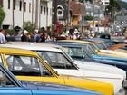 Campos do Jordão tem exposição com 500 carros clássicos no Capivari