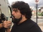 Fabiano, dupla de César Menotti, é parado em blitz da lei seca