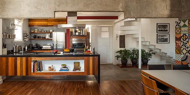 decoracao cozinha rural : decoracao cozinha rural:Decoração de cozinha: Transforme a sua em uma área de lazer – Casa