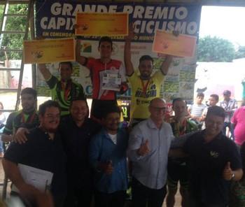 GP Capixaba de Ciclismo (Foto: Nataly Albuquerque/Arquivo PessoaL)