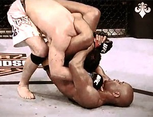 FRAME luta Anderson Silva Sonnen teaser (Foto: Reprodução)