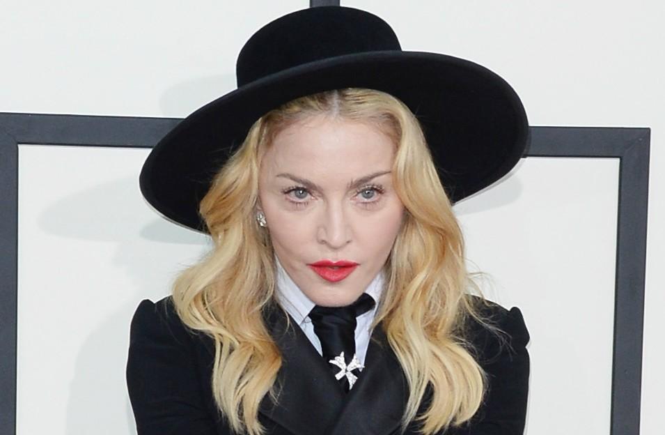 Madonna foi trabalhar na Dunkin' Donuts quando chegou a Nova York para estudar dança moderna. Acabou demitida depois de espirrar um monte de geleia de recheio num cliente. (Foto: Getty Images)