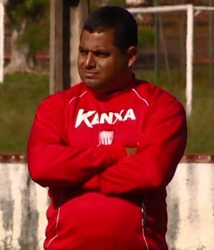 Leston Júnior, técnico Mogi Mirim (Foto: Carlos Velardi/ EPTV)