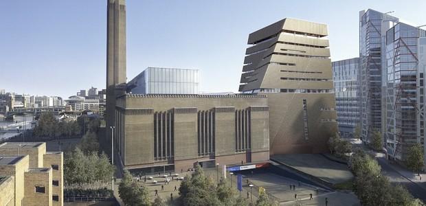 A galeria Tate Modern (Foto: Divulgação)