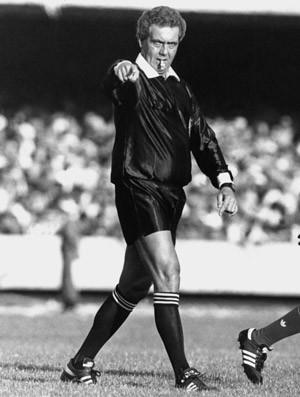 José Roberto Wright, Corinthias x Palmeiras (1986) (Foto: Agência Estado)