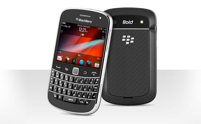 Antigo telefone será fabricado outra vez pela BlackBerry (Foto: Divulgação/BlackBerry)