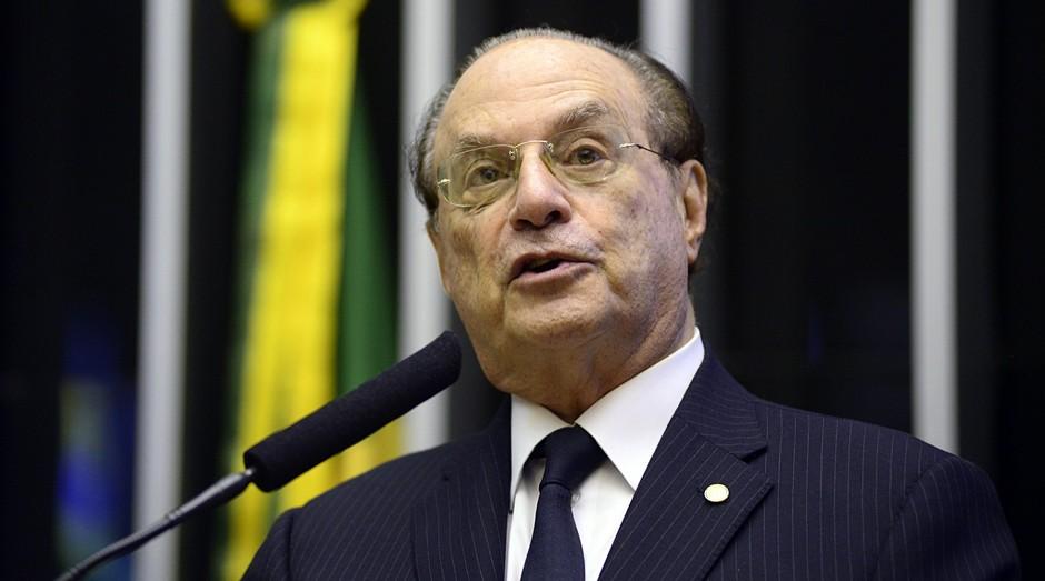 Paulo Maluf é acusado de lavagem de dinheiro (Foto: Divulgação)