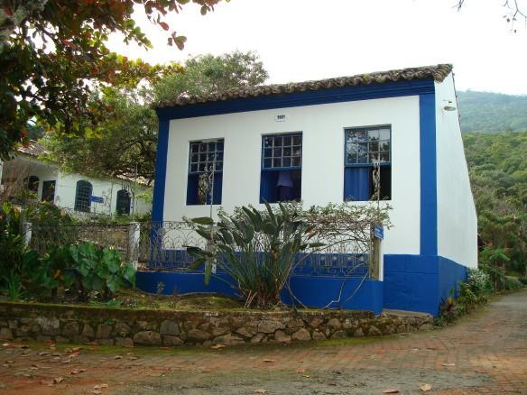 Ecomuseu mostra um pouco da história dos imigrantes açorianos (Foto: Nereu do Vale Pereira/Divulgação )