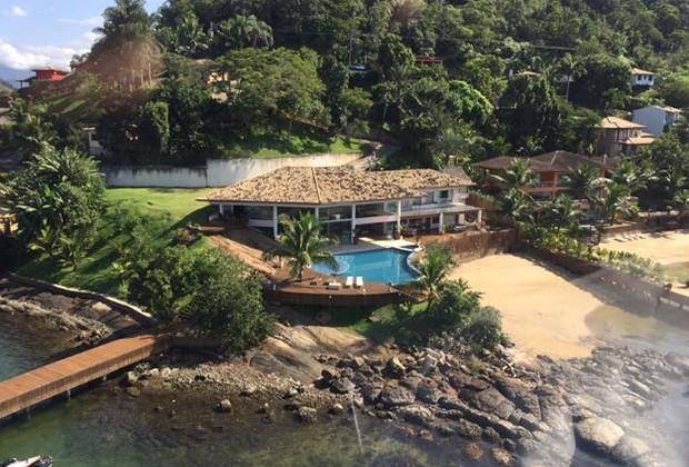 Casa de Michel Teló (Foto: Priscila Serra/Divulgação)