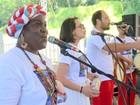 Samba de Lenço de Piracicaba lança primeiro CD em show gratuito